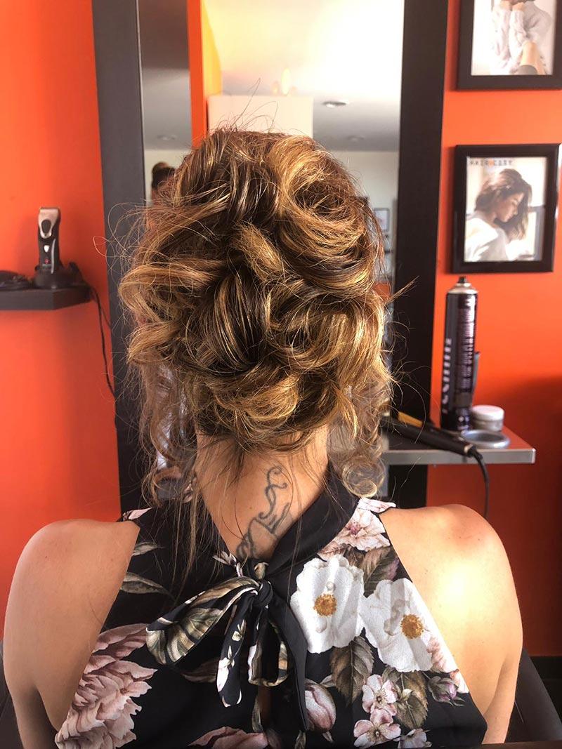 Hair City   La mariée enchantée