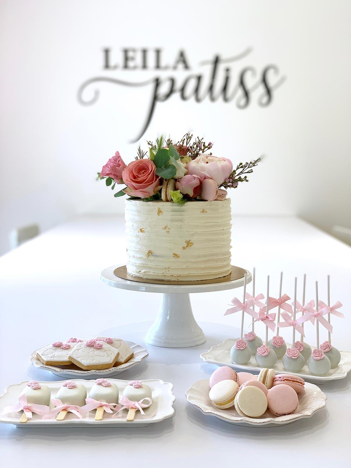 Leila Patiss | La mariée enchantée