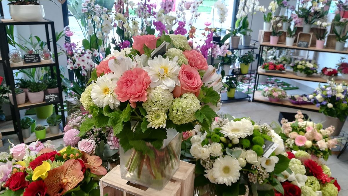 Un jour une fleur | La mariée enchantée