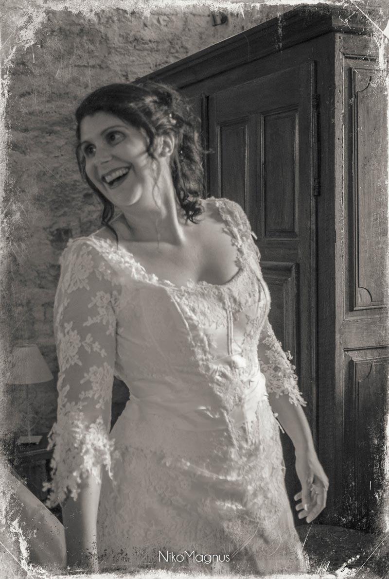 Agathe - La mariée enchantée
