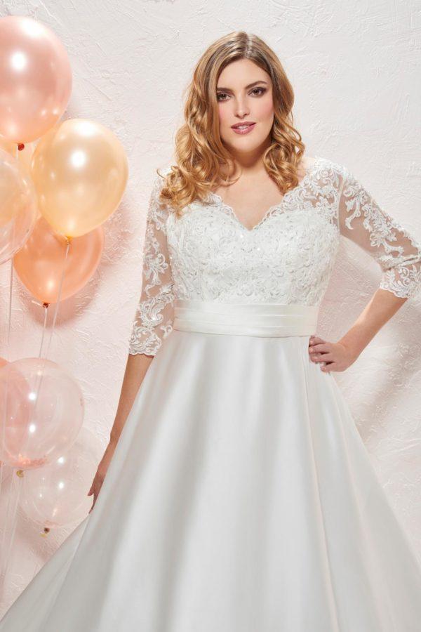 Curvey 208-11 | La mariée enchantée