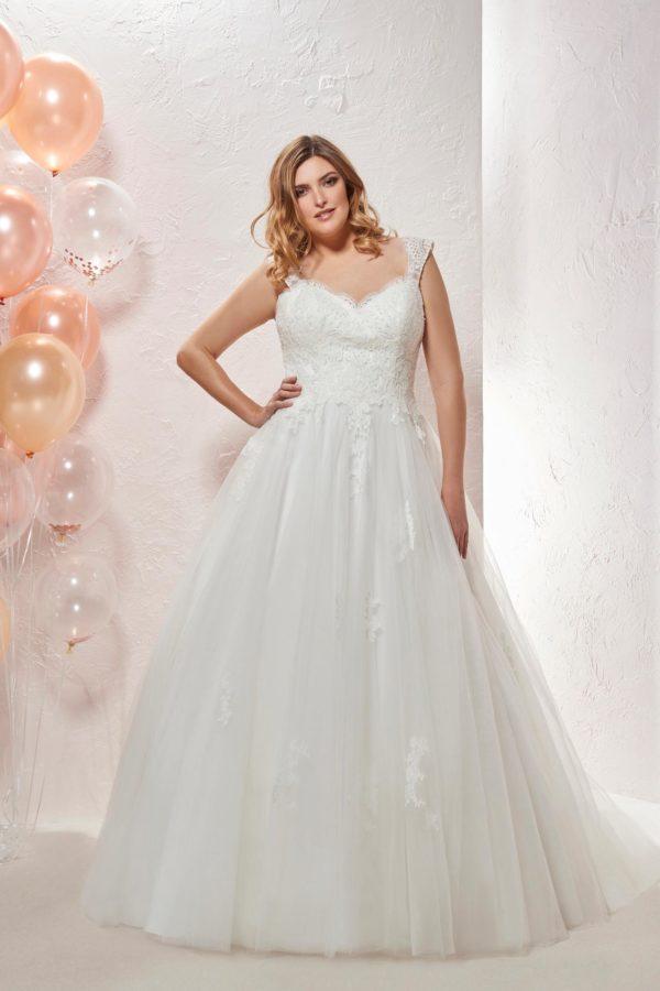 Curvey 208-13 | La mariée enchantée