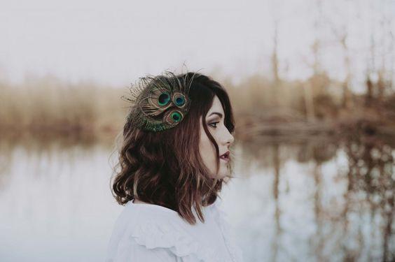 Feather Garden | La mariée enchantée