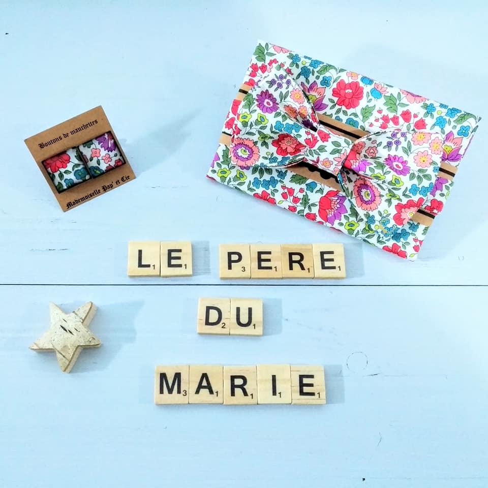 Mademoiselle Pap | La mariée enchantée
