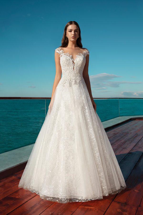 Cosmobella 8031 | La mariée enchantée