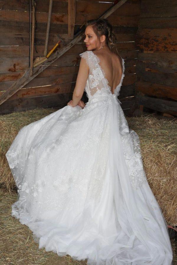 Les Mariées de Provence - Hanae | La mariée enchantée