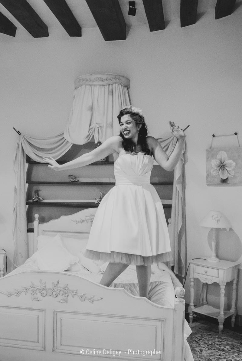 Anne Lise - La mariée enchantée