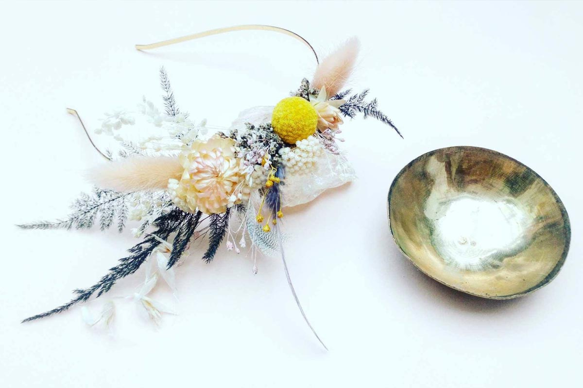 Boho Design | La mariée enchantée